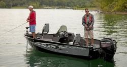 2015 - Lowe Boats - FM165 Pro SC