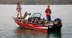 2015 - Lowe Boats - FS 1610