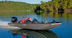 2015 - Lowe Boats - Stinger 195 DC