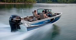2015 - Lowe Boats - FS 1810