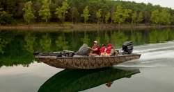 2015 - Lowe Boats - Stinger 175 Poly