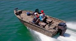 2015 - Lowe Boats - FM 165 Poly Camo
