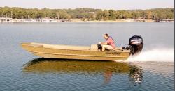 2015 - Lowe Boats - L1852MT Jon