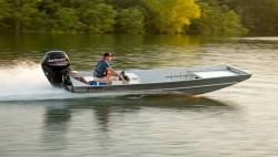 2016 - Lowe Boats - RN 1860 SW