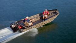2016 - Lowe Boats - RN 1860DLX