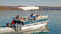 2016 - Lowe Boats - Ultra 160 Cruise