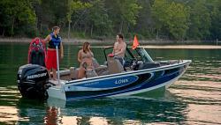 2016 - Lowe Boats - FS 1710
