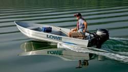 2016 - Lowe Boats - V1257