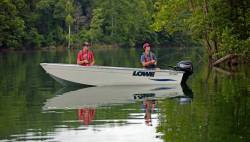 2016 - Lowe Boats - V1467WT