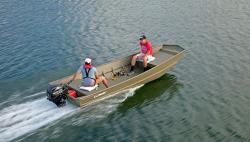2016 - Lowe Boats - L1648MT Aura