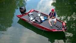 2016 - Lowe Boats - 170 Pro Elite
