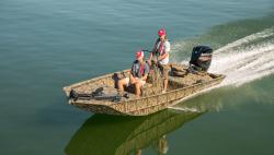 2017 - Lowe Boats - RN 1760 Pathfinder