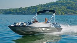 2017 - Lowe Boats - SD224