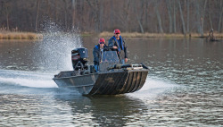 2017 - Lowe Boats - RN 1860 Pathfinder