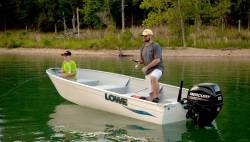 2017 - Lowe Boats - V1667
