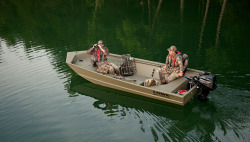 2017 - Lowe Boats - RN 16DT