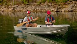 2017 - Lowe Boats - V1457