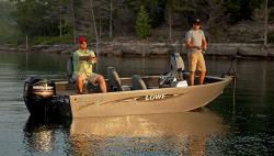 2017 - Lowe Boats - FM160 Pro