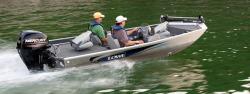 2017 - Lowe Boats - Stryker 16
