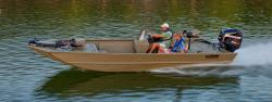 2017 - Lowe Boats - RN 2070SC