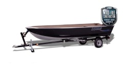 2017 - Lowe Boats - V1667WT