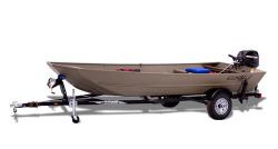 2017- Lowe Boats - L1652MT Jon