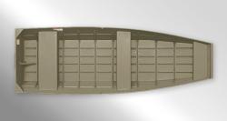 2017 - Lowe Boats - L1436L Jon