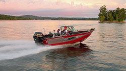 2018 - Lowe Boats  - FM 1710 Pro WT