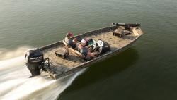 2018 - Lowe Boats - Stinger 175 Poly Camo