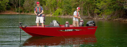 2018 - Lowe Boats - FM160S