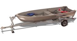 2018 - Lowe Boats - V1458