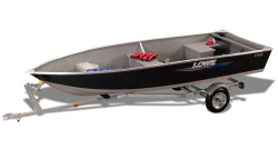 2018 - Lowe Boats - V1668
