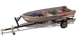 2018 - Lowe Boats - V1258