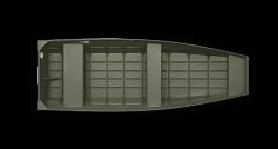 2018 - Lowe Boats - L1436L Jon