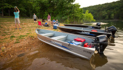 2019 - Lowe Boats - V1258