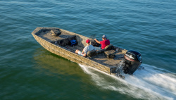 2020 - Lowe Boats - Roughneck 2070 SC