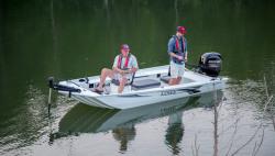2020 - Lowe Boats - Stryker SS