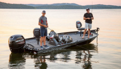 2020 - Lowe Boats - Stinger 195 Dual Console