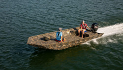 2020 - Lowe Boats - Roughneck 2070 Deluxe Tiller
