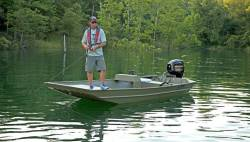 2020 - Lowe Boats - Roughneck 1755 Big River