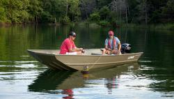 2020 - Lowe Boats - L1648M Aura