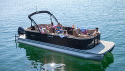 2021 - Lowe Boats - Retreat 270 Extended WT