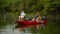 2021 - Lowe Boats - Skorpion 17