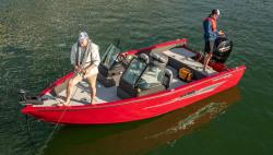 2021 - Lowe Boats - FM 1900 WT