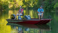 2021 - Lowe Boats - Stinger 175C