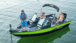 2021 - Lowe Boats - FM 1800 WT