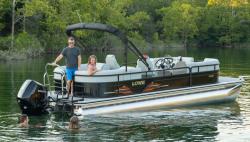 2021 - Lowe Boats - SS250 Extended Walk Thru