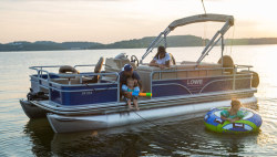 2021 - Lowe Boats - SF214