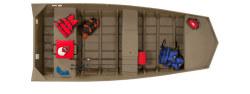 2021 - Lowe Boats - L1448M Jon