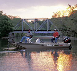 Lowe Boats 190 Stinger Jon Boat